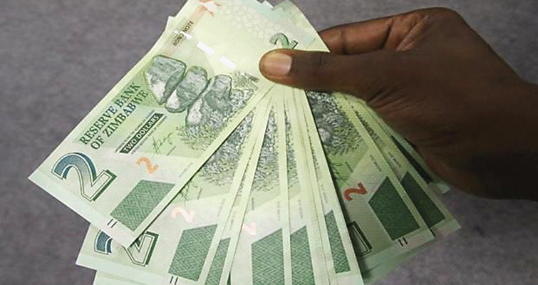 Zimbabwe, fighting hyperinflation, releases the first of its new bond notes