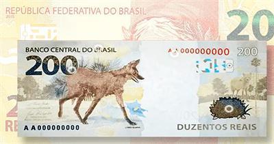 Brazil 200-real