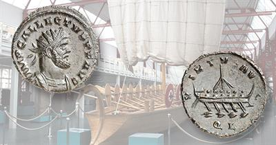 bronze-coin-of-allectus-with-ship