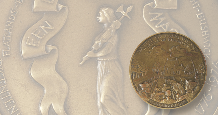 Brooklyn celebrates American Bicentennial with medal: The Research Desk