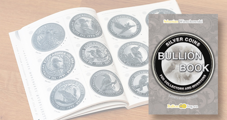 New book by collector-journalist explores world of silver bullion coins