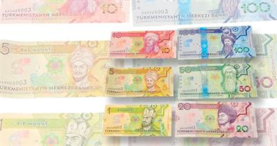 Turkmenistan notes