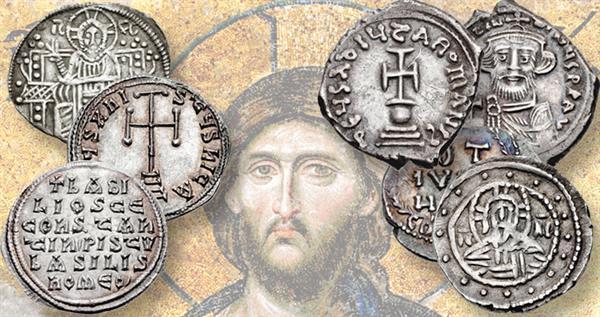 byzantine-silver-coins