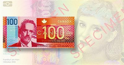 Canada bitcoin note