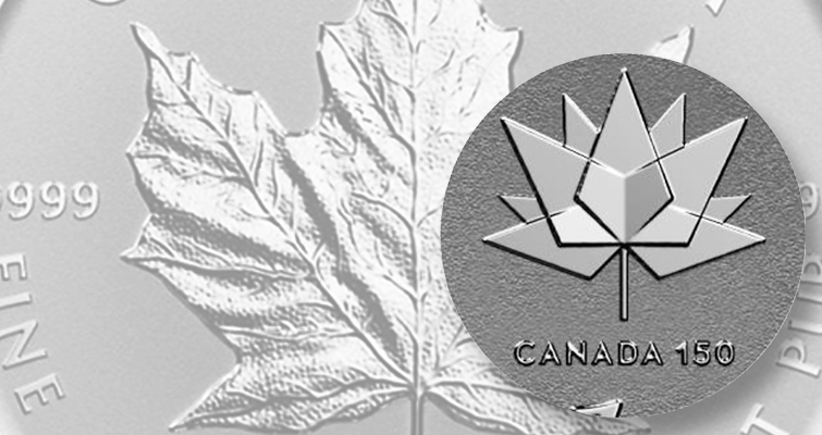 Royal Canadian Mint adds commemorative privy mark to Maple Leaf