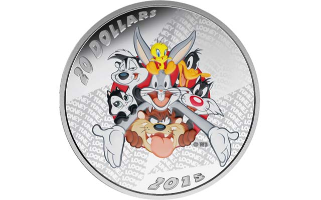 canada-20-dollar-silver-merrie-melodies