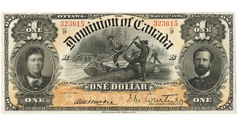 Canadian Currency Dominates Nyinc Fun Show Auctions