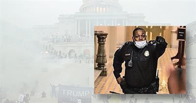 Capitol police officer Jan. 6, 2021