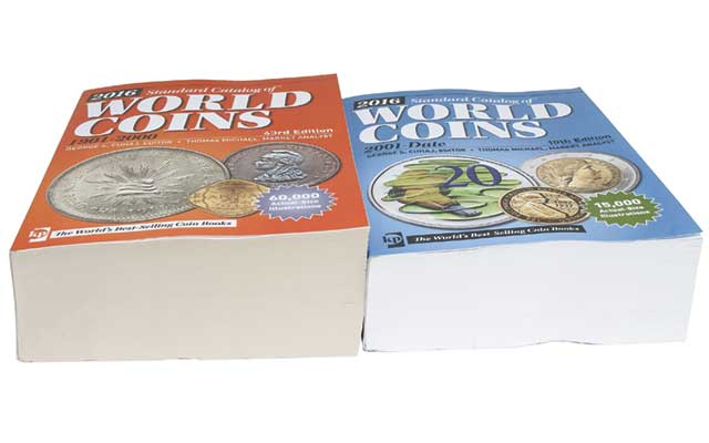 Measuring modern world coin explosion, by the book