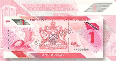 Trinidad and Tobago one dollar