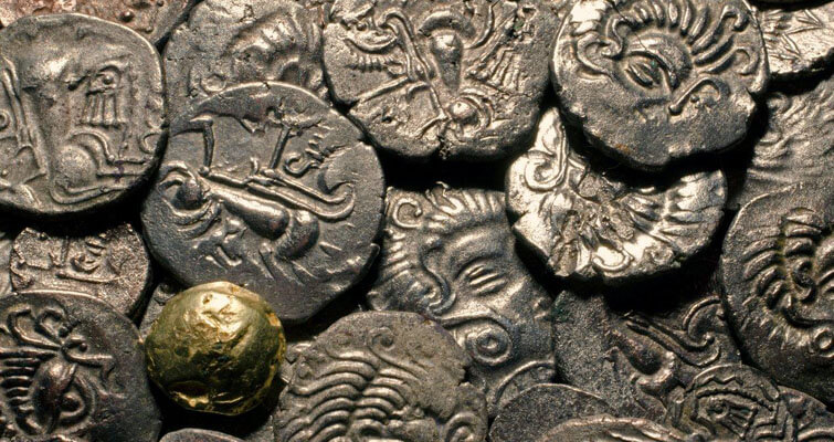 It only took three years, but pieces in the world's largest Celtic coin hoard are now completely separated