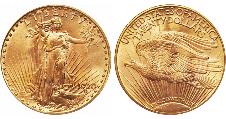 cherny-collection-saint-gaudens-double-eagle-obverse-reverse