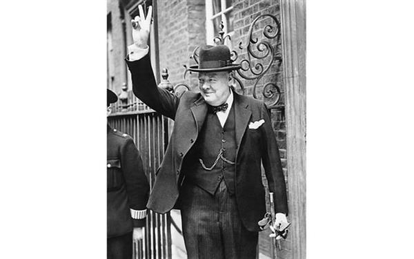 churchill-v-sign