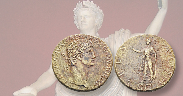 Sestertius was cornerstone in Roman monetary system