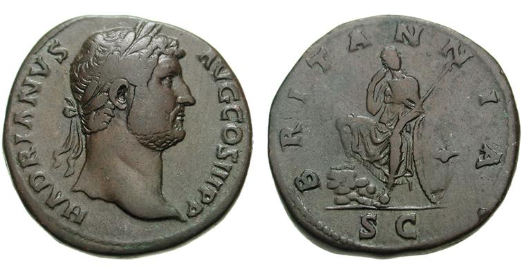 circa-a-d-134-to-138-bronze-sestertius-rome-hadrian-coin