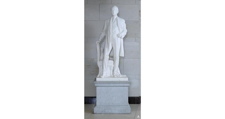 clarke-statue