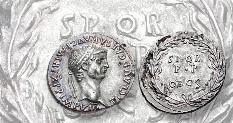Julio-Claudian coins and imitations