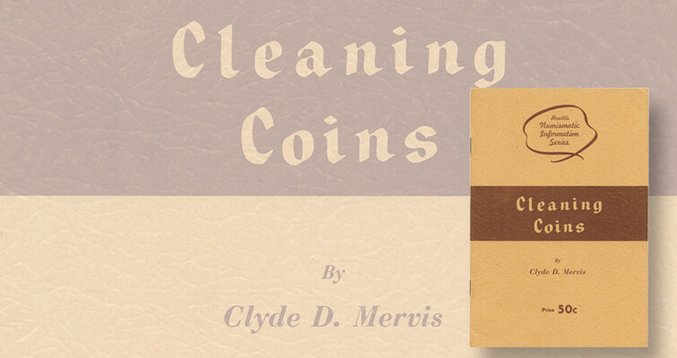 Clean your coins? This 1960s booklet remains relevant today