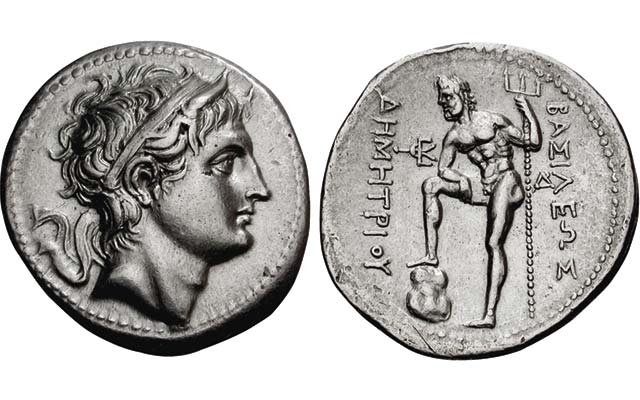 After Alexander the Great, Macedonian silver remains prolific in Hellenistic Age
