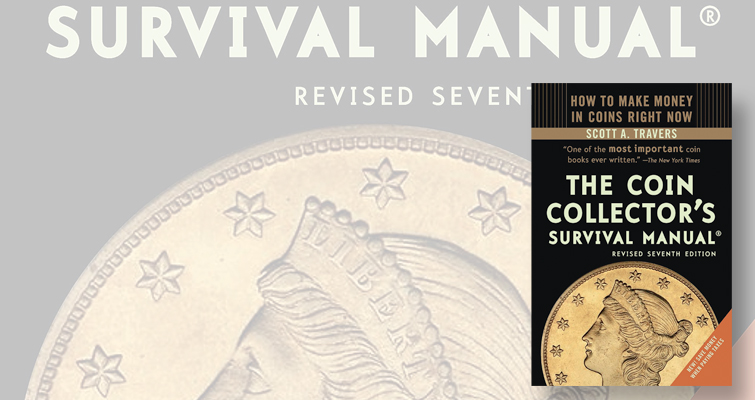 Stickers, grading services, tax laws tackled in latest The Coin Collector's Survival Manual
