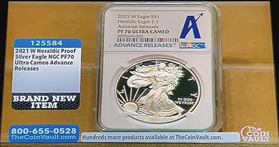 American Eagle Coin Vault