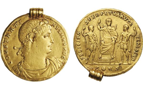 constantine-gold-medallion