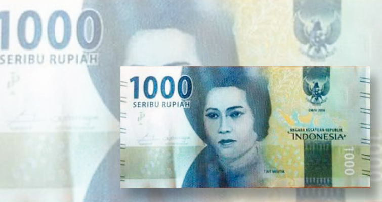 Portraits on new Indonesia notes draw criticism from one political party