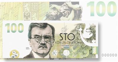 Czech 100-korun