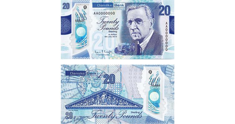 Danske Bank note