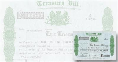 Treasury bill