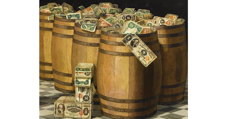 dubreuil-victor-barrels-of-money