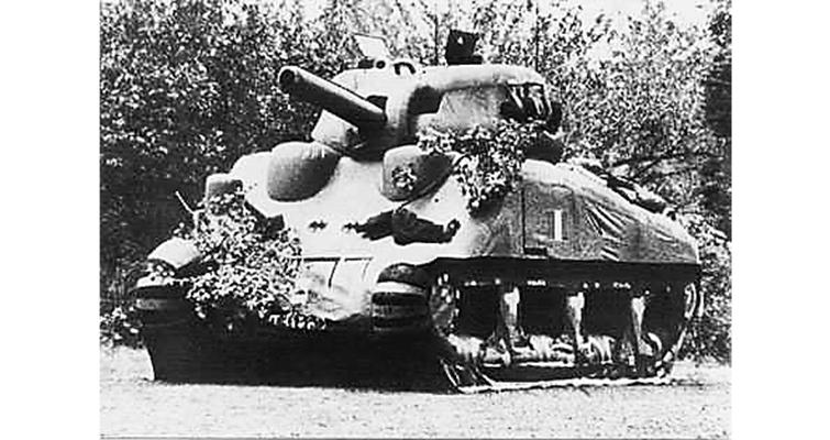 dummy-tank