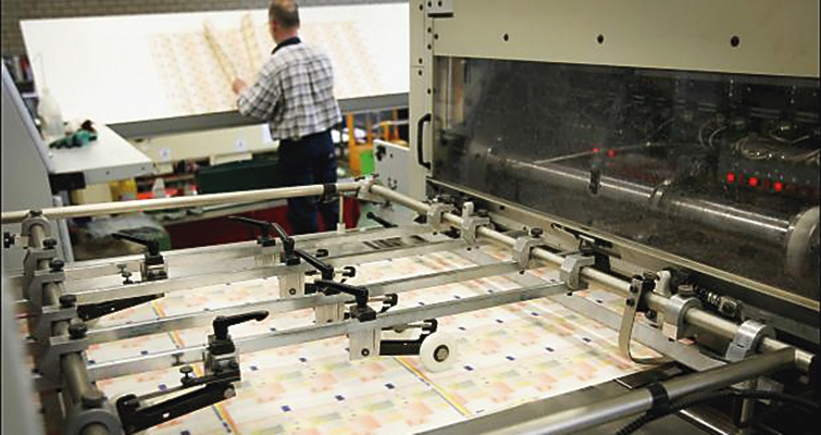 Dutch security printer firm victim of theft of €50 notes by employees