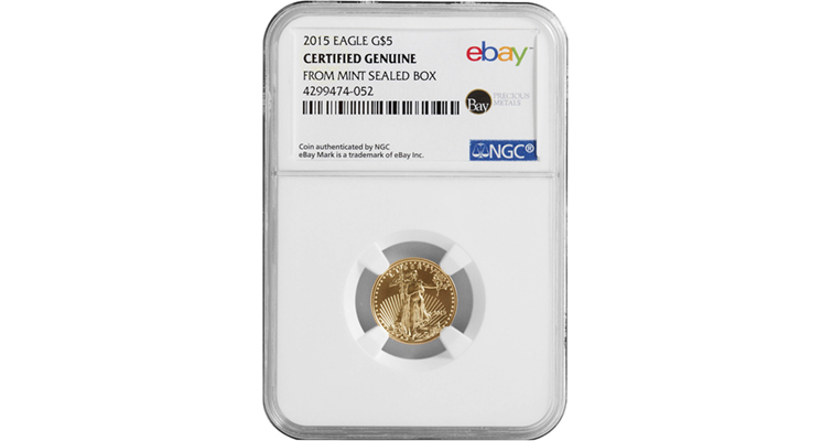 ebay-ngc-gold-eagle-holder
