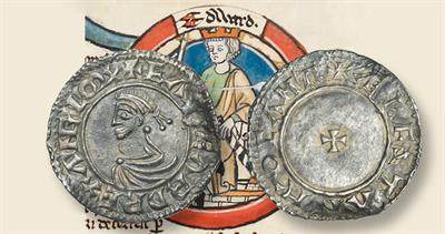 Edward the Martyr penny