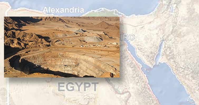 Egypt preparing to open new deep mine for gold in eastern desert in 2019