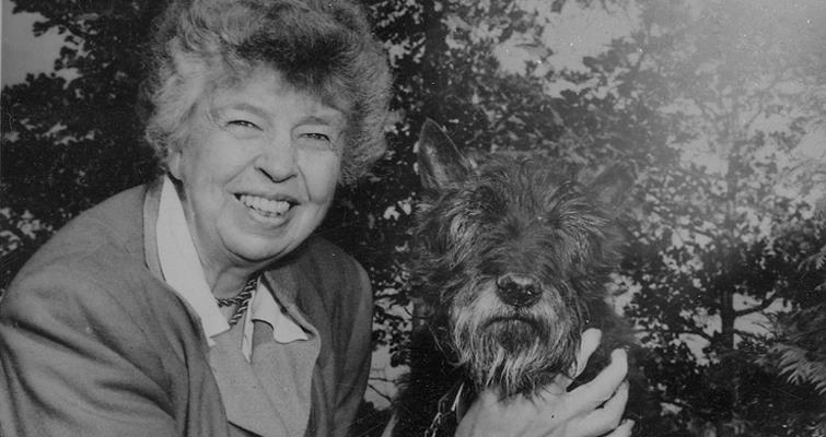 Eleanor Roosevelt should be on the new $10 bill, latest poll says
