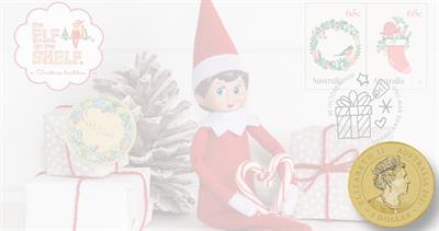 Elf on the Shelf from Perth Mint