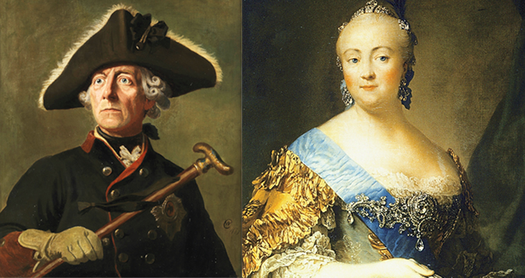 elizabeth-of-russia-and-frederick-ii-of-prussia