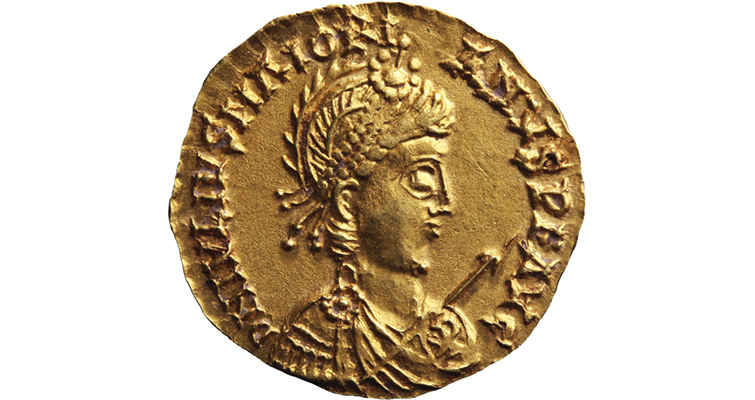 emperor-majorian-gold-solidus-obverse