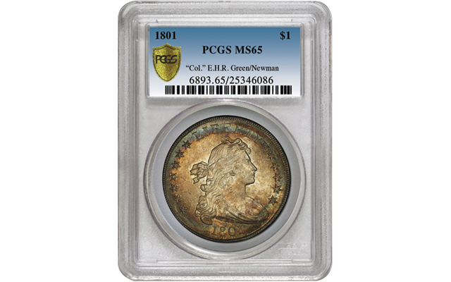 PCGS offers 'crossover special' to collectors seeking to switch slabs at Long Beach Expo