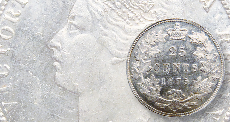 Counterfeiting a rare Canadian coin issue: Detecting Counterfeits