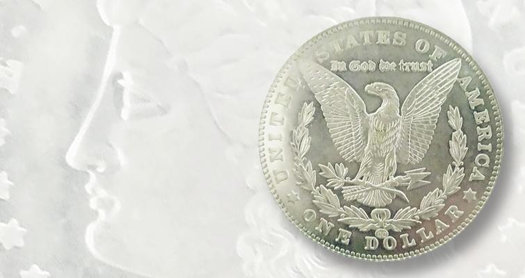 Fake 2021-CC Morgan dollar