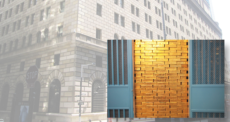 Germany reaching goals bringing central bank's gold holdings back within borders