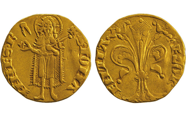 Florin a coin with roots in florence global legacy for Coin firenze
