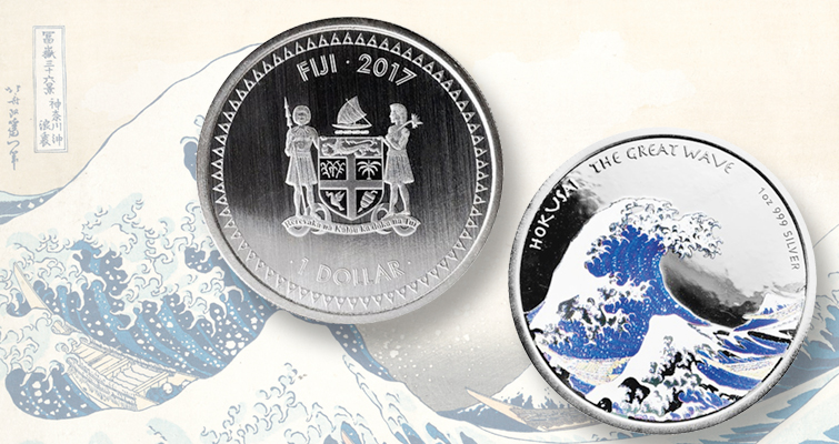 Scottsdale Silver issues artistic bullion coin for Fiji