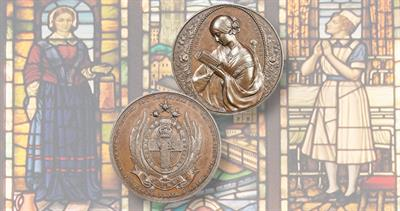 Florence Nightingale medal