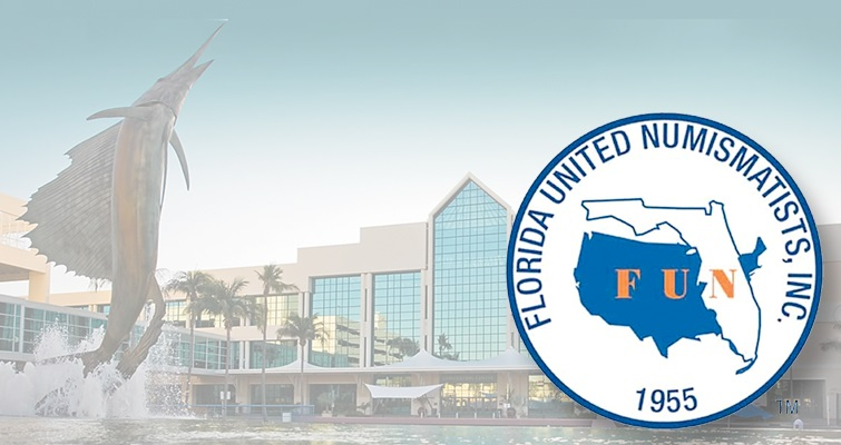 Florida United Numismatists plans full schedule for January show