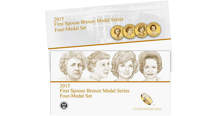 four-medal-set-2015-first-spouse-folder