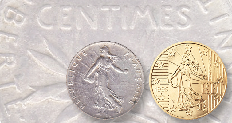 Collecting world 50-cent coins: eurozone offers variety